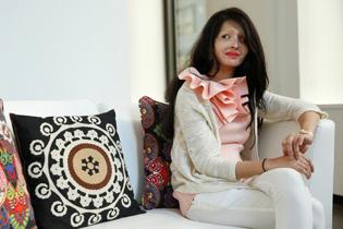 Reshma Quereshi hopes her story will inspire others