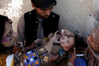 Officials in Quetta have recruited clerics to help in the polio vaccination drive
